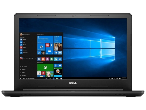 "Laptop Dell Vostro 3568 S2060WVN3568BTSPL01_1905 Core i5-7200U 15,6"" 8GB HDD 1TB Intel HD 620 Win10Pro"