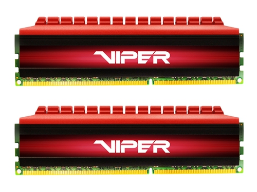 Patriot Viper 4 Series, DDR4 16GB (2x8GB) 2400MHz Kit - PV416G240C5K