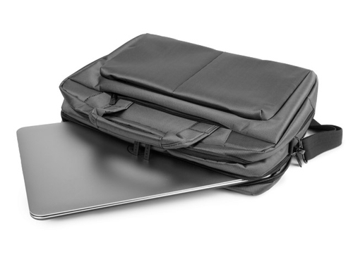 "Torba do laptopa 15,6"" NATEC Gazelle NTO-0812 kolor grafitowy"