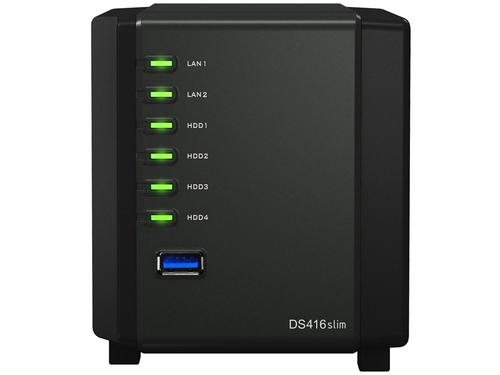 Serwer Synology DS416slim DDR3L