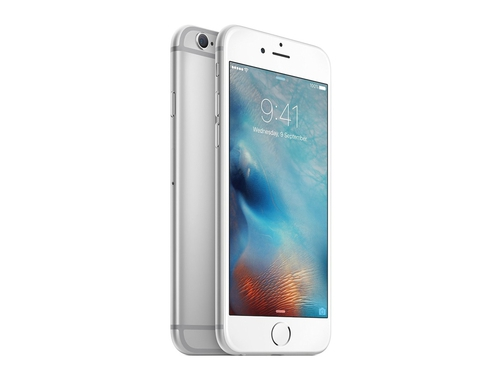 Smartfon Apple iPhone 6S MN0X2CN/A LTE Bluetooth GPS NFC WiFi 32GB iOS 10 kolor srebrny