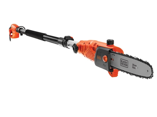 Pilarka łańcuchowa 800W do gałęzi BLACK+DECKER - PS7525-QS