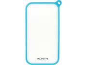 ADATA D8000L Power Bank 8000mAh, LED 4, blue - AD8000L-5V-CBL