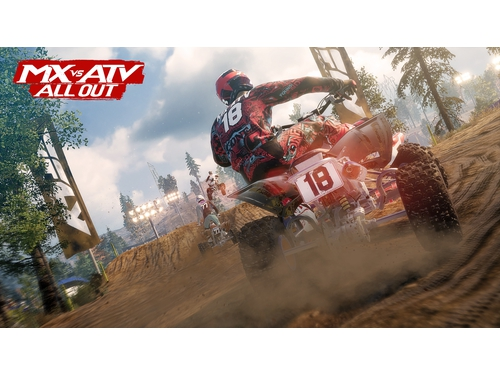 Gra PC MX vs ATV – All Out wersja cyfrowa