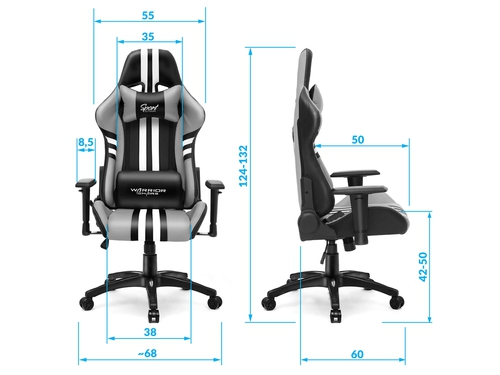 Actina 2400G/2x4GB/1TB/1050/500W [0472] + Fotel Gamingowy Warrior Chairs Sport Extreme black/red - 5901443206927