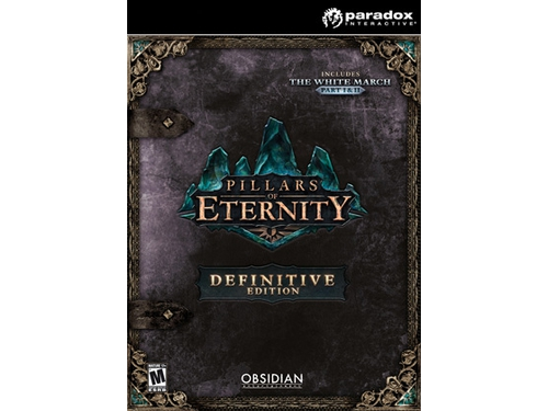 Pillars of Eternity - wersja cyfrowa Definitive Edition - K00528