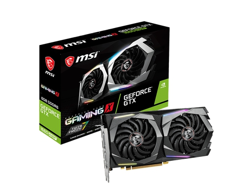 Karta graficzna MSI GTX 1660 SUPER GAMING X