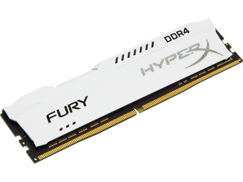 KINGSTON HyperX DDR4 8GB 2666MHz CL16 HX426C16F2/8 Biały - HX426C16FW2/8