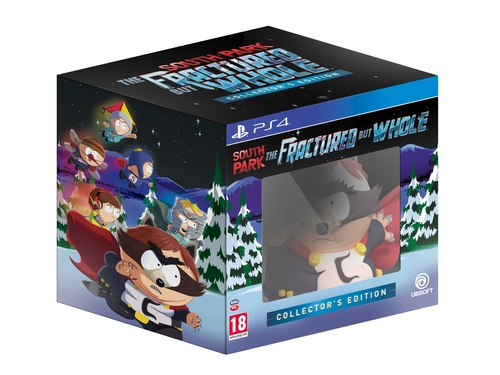 Gra PS4 South Park: The Fractured But Whole Collectors Edition