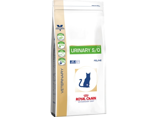Karma Royal Canin VD Cat Urinary S/O 7 kg