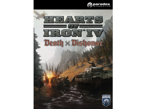 Hearts of Iron IV: Death or Dishonor - DLC Death or Dishonor - K00493