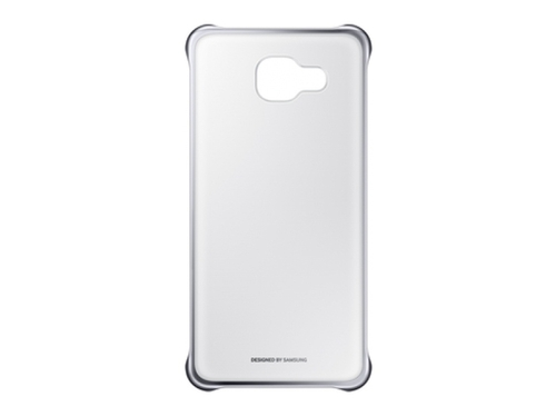 Etui SAMSUNG Clear Cover do Galaxy A5 (2016) Srebrny - EF-QA510CSEGWW