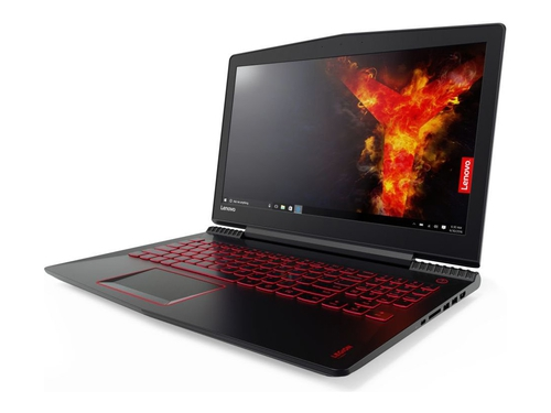 "Laptop gamingowy Lenovo Y520-15IKBN 80WK01ANPB Core i7-7700HQ 15,6"" 8GB SSD 128GB Intel HD GeForce GTX 1050M NoOS"