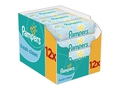 Pampers chust pieleg Fresh Clean 12x64