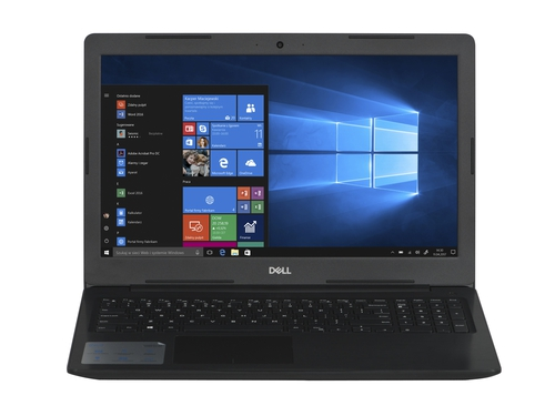 "Laptop Dell Inspiron 5570 5570-2784 Core i5-8250U 15,6"" 8GB SSD 256GB Radeon 530 Intel® UHD Graphics 620 Win10"