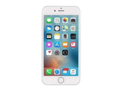 iPhone 6S 64GB Silver (REMADE) 2Y - RM-IP6S-64/SR Remade / Odnowiony