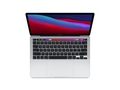 Apple 13-inch MacBook Pro: Apple M1 chip with 8-core CPU and 8-core GPU, 256GB SSD - Silver - MYDA2ZE/A