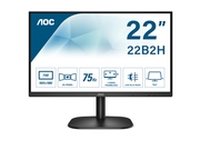 "MONITOR AOC LED 22""22B2H"