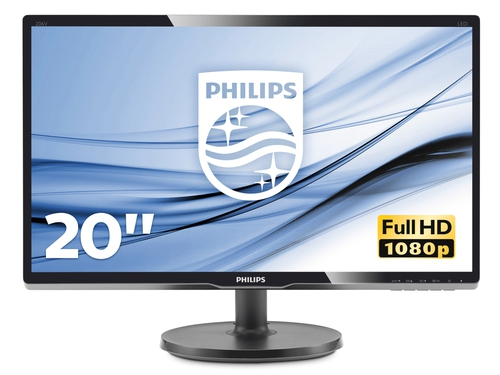 "Monitor Philips 19,5"" 200V4QSBR/00"