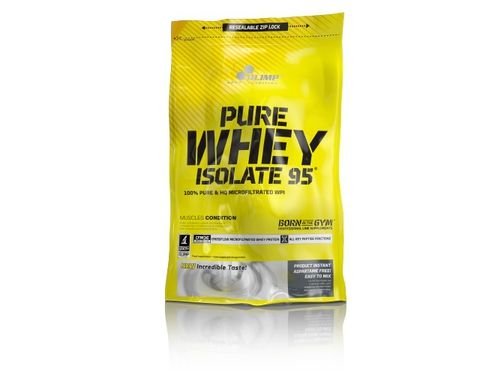 Olimp Pure Whey Isolate 95 Doypack (0,6kg wanilia)