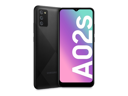 Samsung Galaxy A02s 32GB Dual SIM (A025) Black