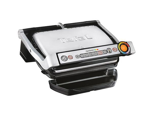 Grill Tefal OptiGrill GC712D34 kolor inox