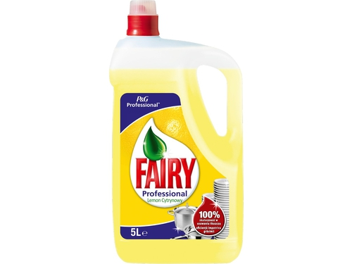 FAIRY Professional Płyn do mycia naczyń Lemon 5L - 8001841842561