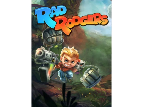 Rad Rodgers Radical Edition - K01678