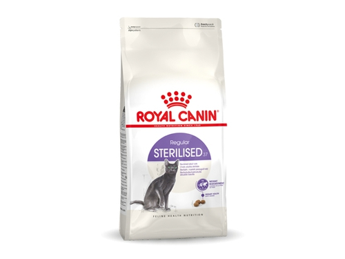 Karma Royal Canin FHN Sterilised 37 - 10 kg