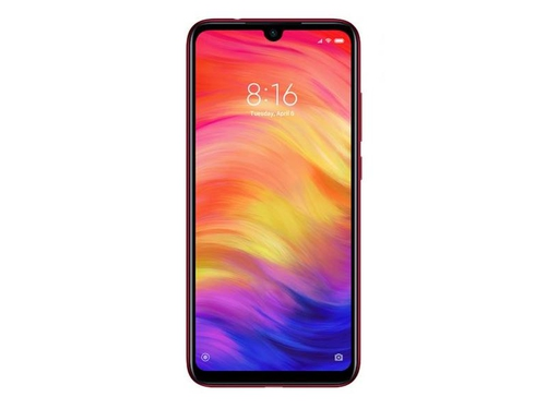 Smartfon XIAOMI Redmi Note7 32GB Red Bluetooth WiFi GPS LTE DualSIM 32GB Android 9.0 kolor czerwony