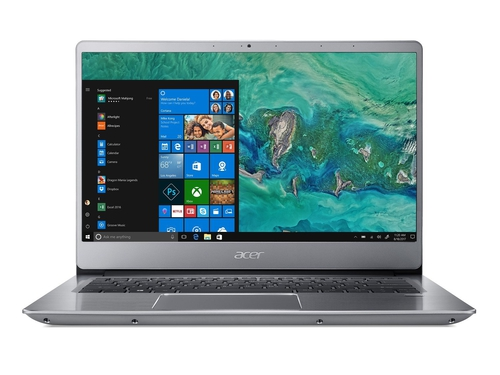 "Laptop Acer Swift 3 NX.GXZAA.001 Core i5-8250U 14"" 8GB SSD 256GB Intel HD 620 Win10 Repack/Przepakowany"
