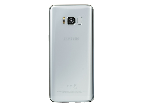 Smartfon Samsung Galaxy S8 Bluetooth WiFi NFC GPS LTE 64GB Android 7.0 Arctic Silver
