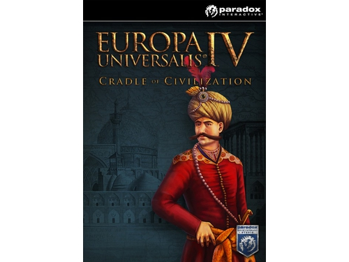 Gra PC Europa Universalis IV: Cradle of Civilization - wersja cyfrowa DLC