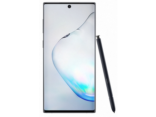 "Smartfon Samsung Galaxy Note 10 8/256GB 6,3"" Dynamic Super AMOLED 2280x1080 3500mAh 4G Aura Black - SM-N970FZKDXEO"