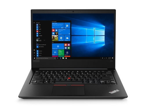 "Laptop Lenovo ThinkPad E480 20KN001QPB Core i5-8250U 14"" 8GB SSD 256GB Intel UHD 620 Win10Pro"