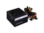 Zasilacz Thermaltake Litepower II Black 550W (Active PFC, 2xPEG, 120mm). - PS-LTP-0550NPCNEU-2