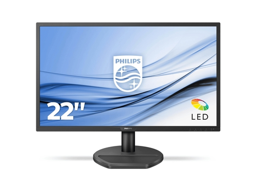 "MONITOR PHILIPS LED 21,5"" 221S8LDAB/00"