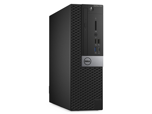 Komputer Dell Optiplex 7050 SFF N007O7050SFF02 Core i5-7500 Intel HD 630 4GB DDR4 DIMM HDD 500GB Win10Pro