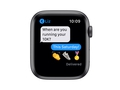 Apple Watch Series 6 GPS, 40mm Space Gray Aluminium Case with Black Sport Band – Regular - MG133VR/A