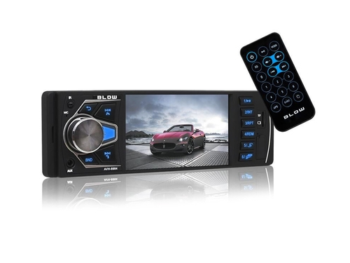 Radio BLOW AVH-8984 MP5+PILOT+BLUETOOTH - 78-217#