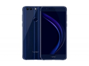 Smartfon Huawei Honor 8 Honor8 DS Blue LTE Bluetooth GPS NFC WiFi DualSIM 32GB Android 6.0 kolor niebieski Sapphire Blue