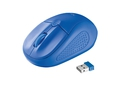 MYSZ TRUST Primo Wireless Mouse - Blue - 20786