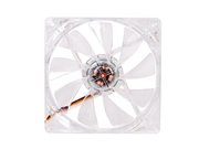 Wentylator do obudowy Thermaltake Pure 12 LED White (120mm, 1000 RPM) Retail/Box - CL-F020-PL12WT-A
