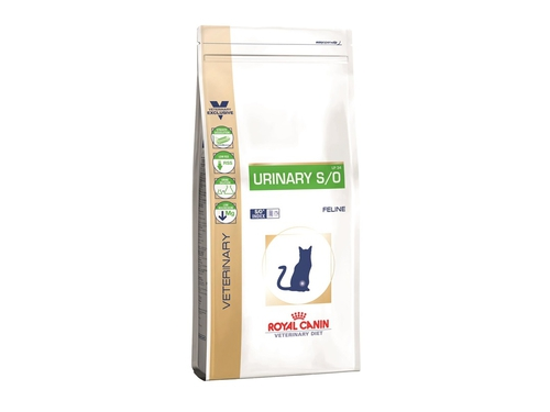 Karma Royal Canin Veterinary Diet Cat Food Urinary 3.5kg - 3182550711050