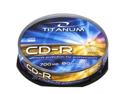 Titanum cd-r 700mb/80min-cake box 10 52x 2026