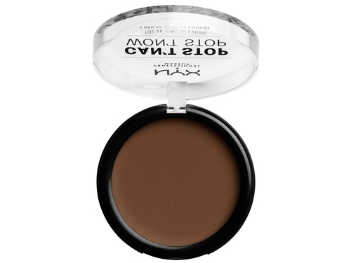 NYX CANT STOP WONT STOP POWDER FOUNDATION-DEEP