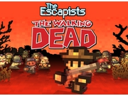 Gra PC Mac OSX Linux The Escapists: The Walking Dead - - wersja cyfrowa