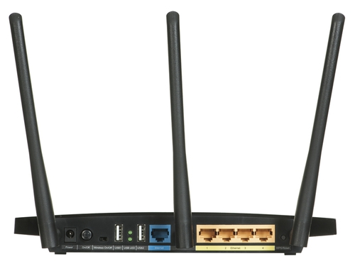 Router TP-LINK ARCHER C7 Dwupasmowy WiFi AC1750