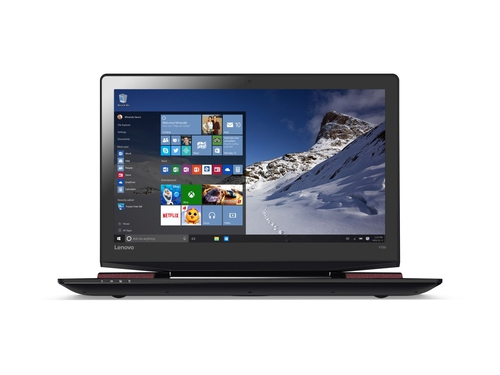 "Laptop gamingowy Lenovo IdeaPad Y700-17ISK 80Q000EVPB Core i7-6700HQ 17,3"" 4GB HDD 1TB GeForce GTX960M Intel® HD Graphics 530 Win10"