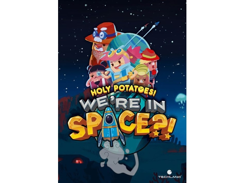 Gra PC Holy Potatoes! We re In Space!?